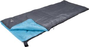 Camp-gear Slaapzak - Travel Mini - 190x75 Cm - Grijs-blauw
