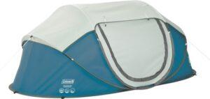 Coleman Galiano 2 Pop-up tent - 2-Persoons - Blauw-Wit