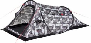 High Peak Campo - Pop-up tent - 2-Persoons - Camouflage