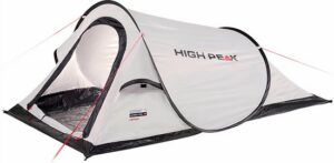 High Peak Campo - Pop-up tent - 2-Persoons - Pearl