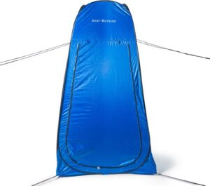Omkleedtent XL - Douchetent - Toilettent - Wc Tent met hoogte 210cm