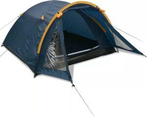 Pop-up tent 3 persoons Blauw - Campingtent - Festivaltent - Pop up tent