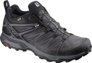 Salomon X Ultra 3 Gtx Wandelschoenen Heren - Black - Magnet - Quiet Shade